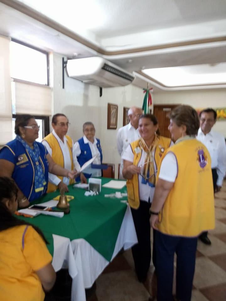 5299d0c04b Club de Leones Campeche AC El Club Campeche y el DIF llevan a cabo Jornada  de Lentes. pub. 27 enero 2018.