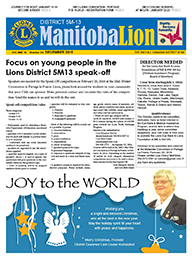 September 2015 5M13 Manitoba Lion