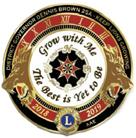 DG Dennis Brown logo