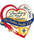 DG Robin Smith logo