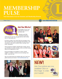 Membership Pulse Newsletter