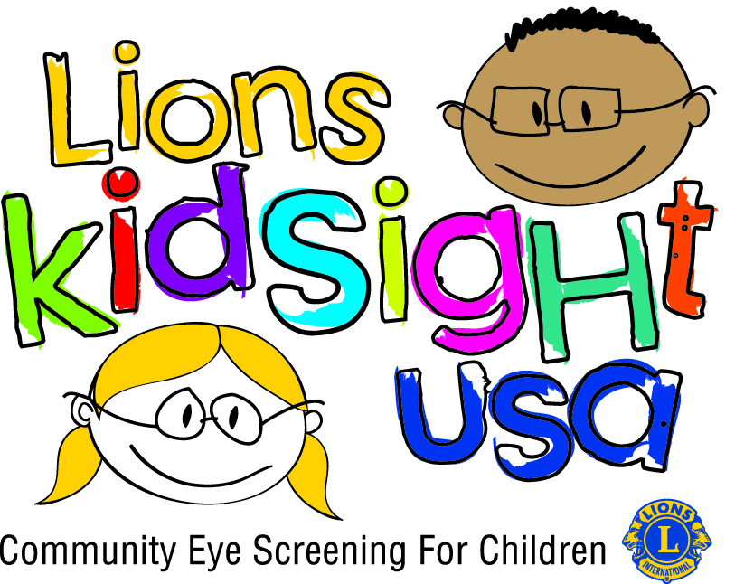 Lions KidSight USA - Reproduction and use of Lions logos