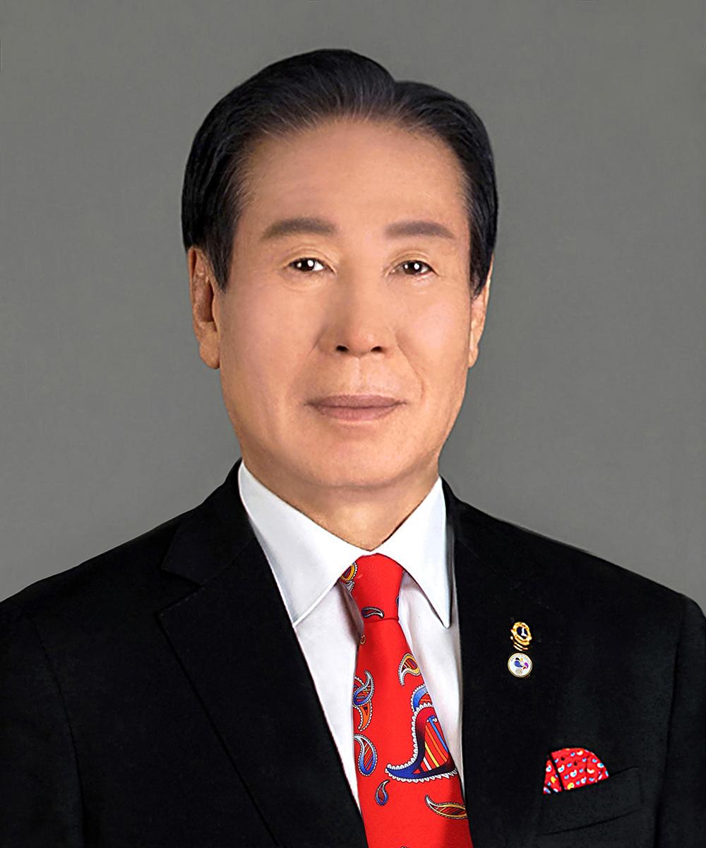 International President Dr. Jung-Yul Choi