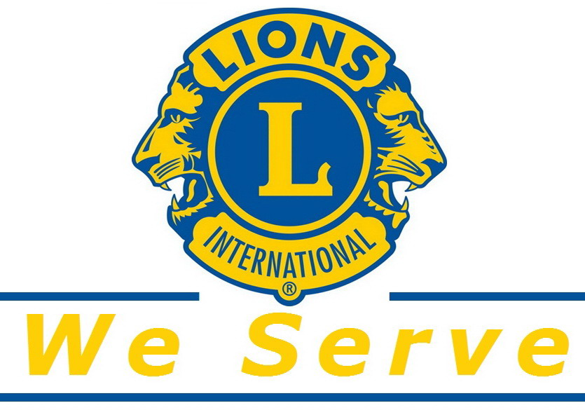 Image result for lions we serve