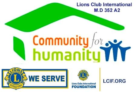 District 325 A2 Lions E District Houses