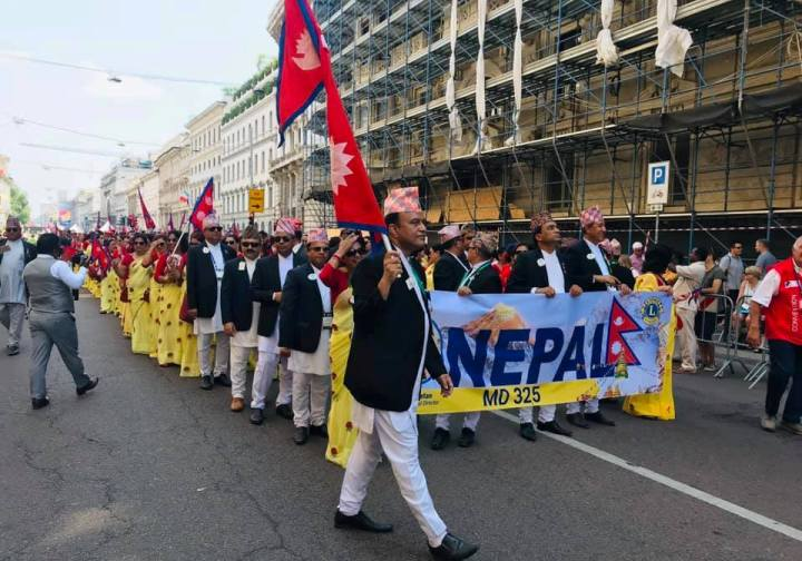 District 325 A2 , Nepal