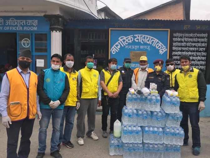 Corona relief program