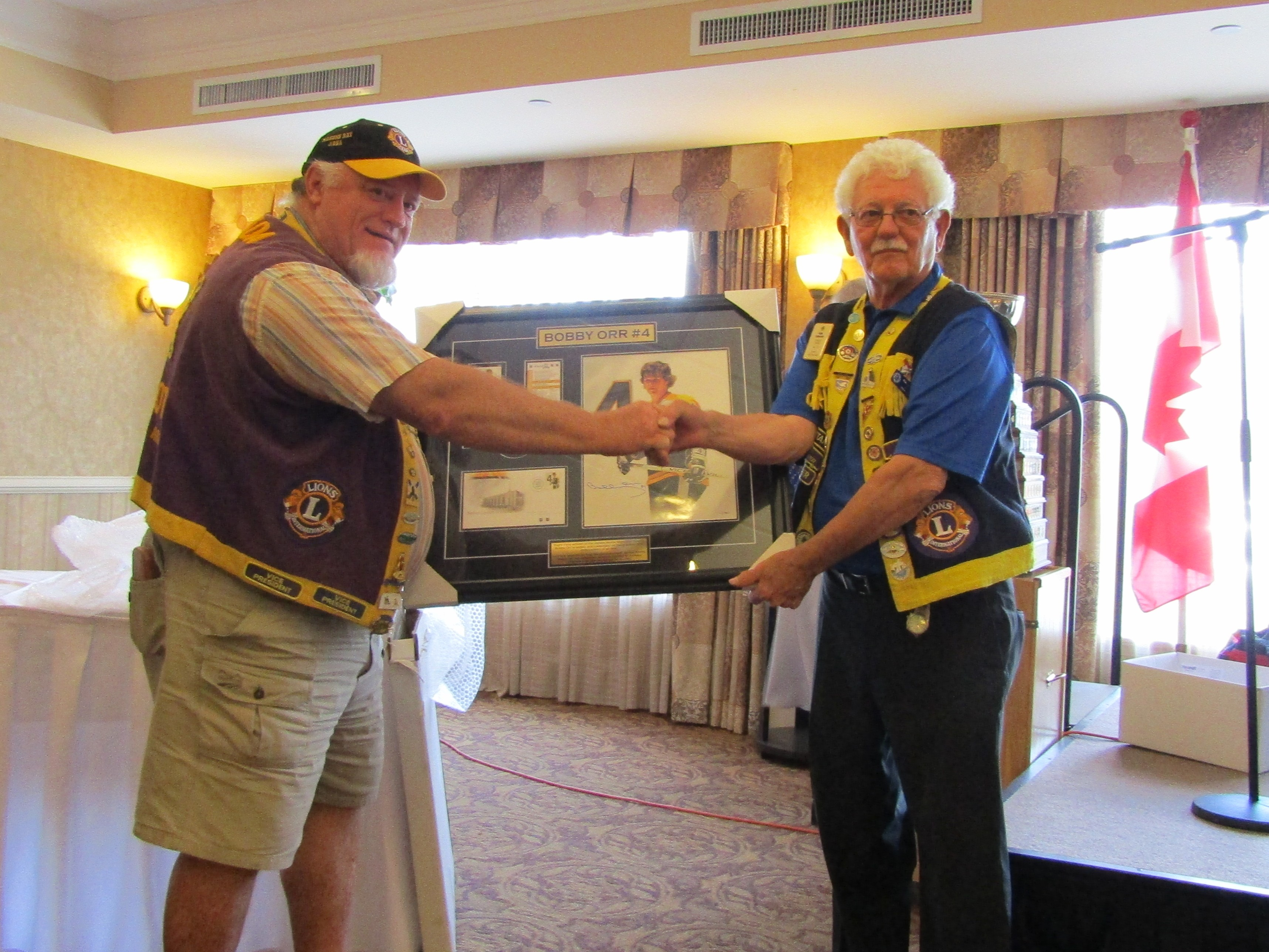lions club canada guide dogs