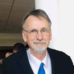 District Governor Ed Pike